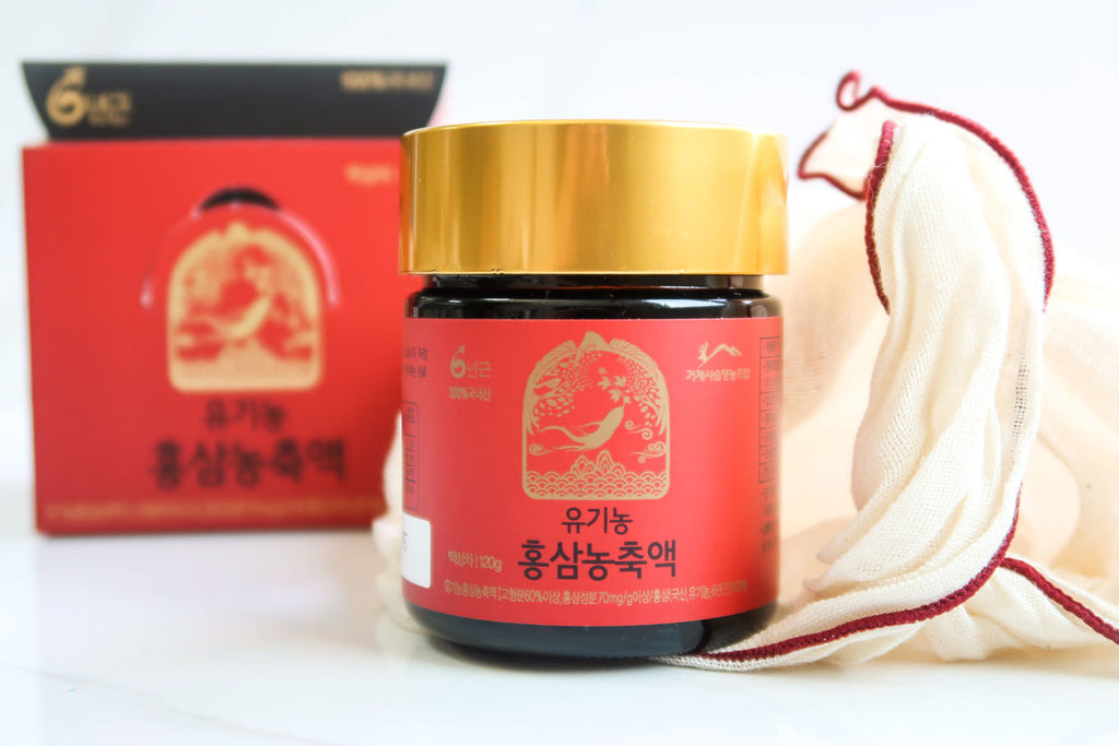 Geoje Island Farm - 6 Year Old Ginseng Extract