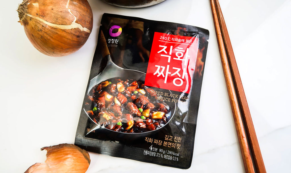 [Chung Jung One] Jajangmyeon Black Bean Powder
