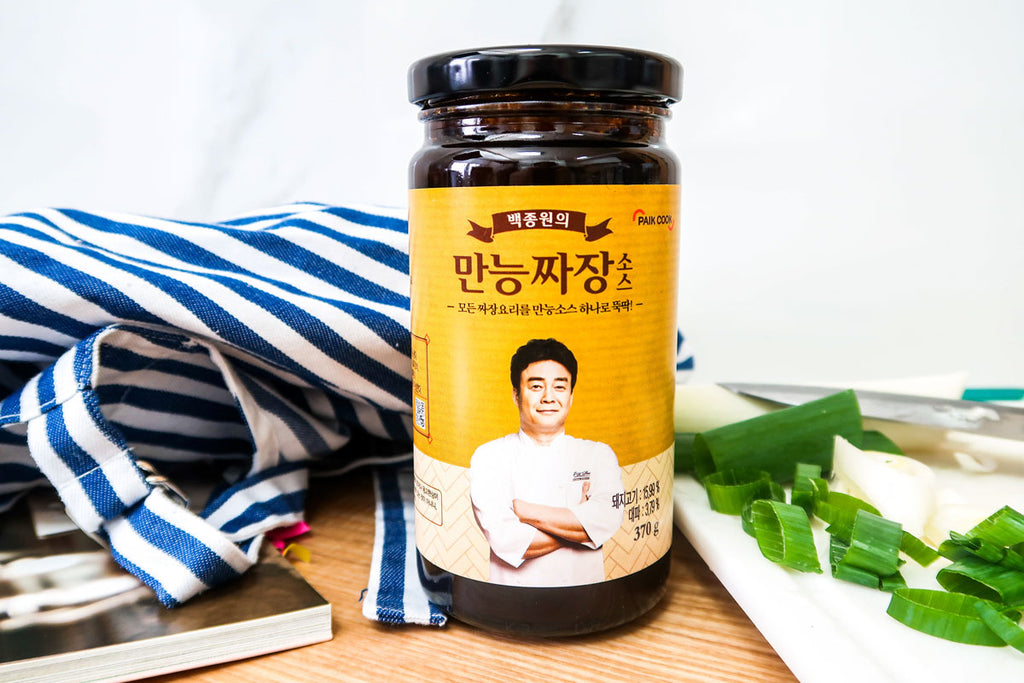 [Chef Baek Jong Won] Jajangmyeon Sauce - HeroImage