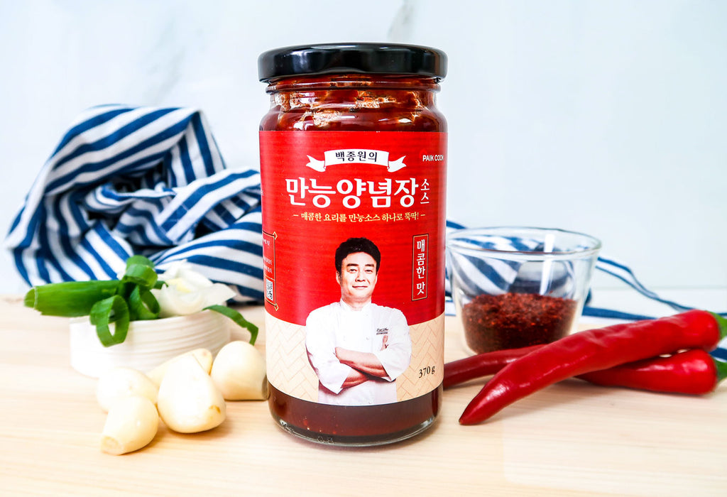 [Chef Baek Jong Won] Spicy Marinade Sauce