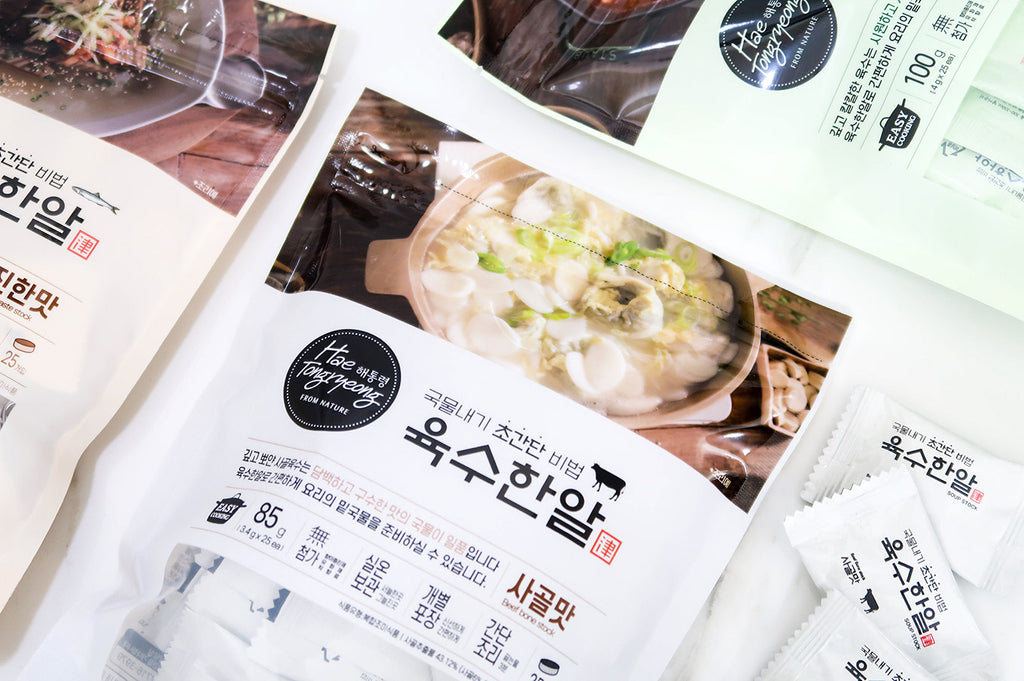 [Hae Tongryeong] Stock Broth