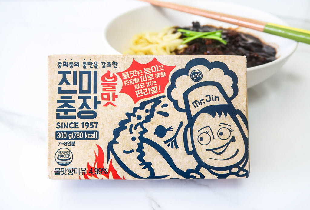 [Jinmi] Korean Jajangmyeon Paste - Chunjang