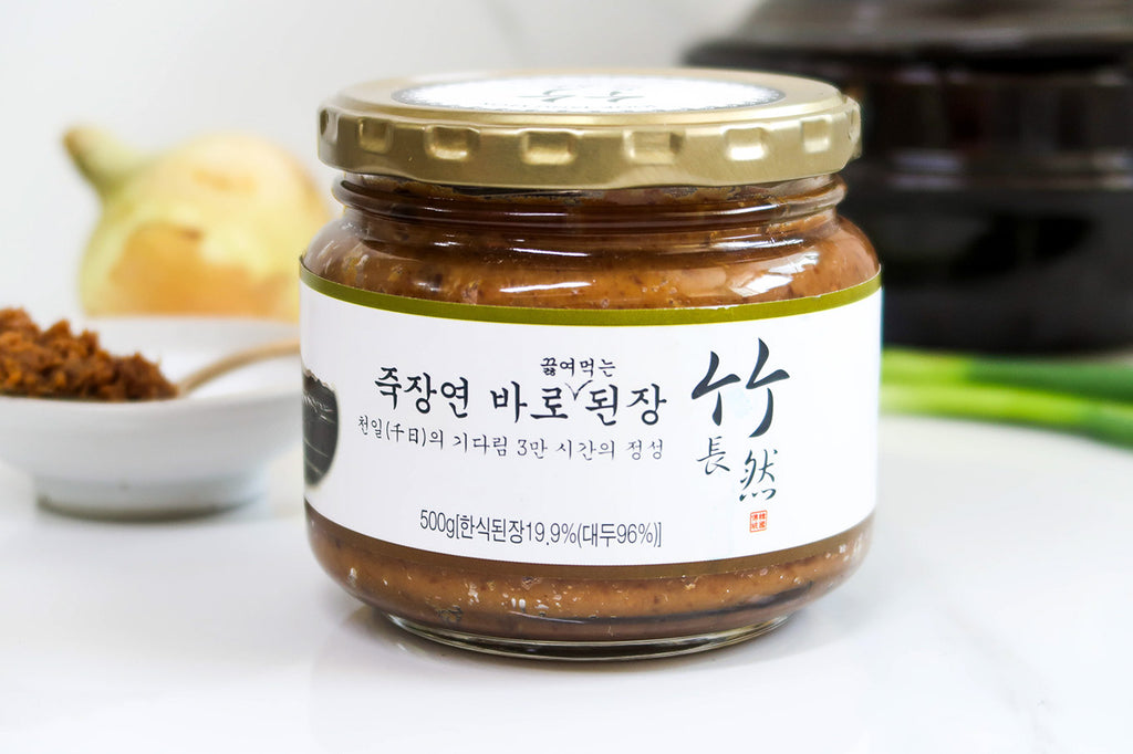 [Jook Jang Yeon] No Broth Required Doenjang Paste