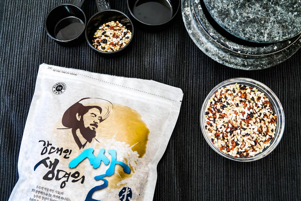 [Kang Dae In] 5-Type Mixed Rice