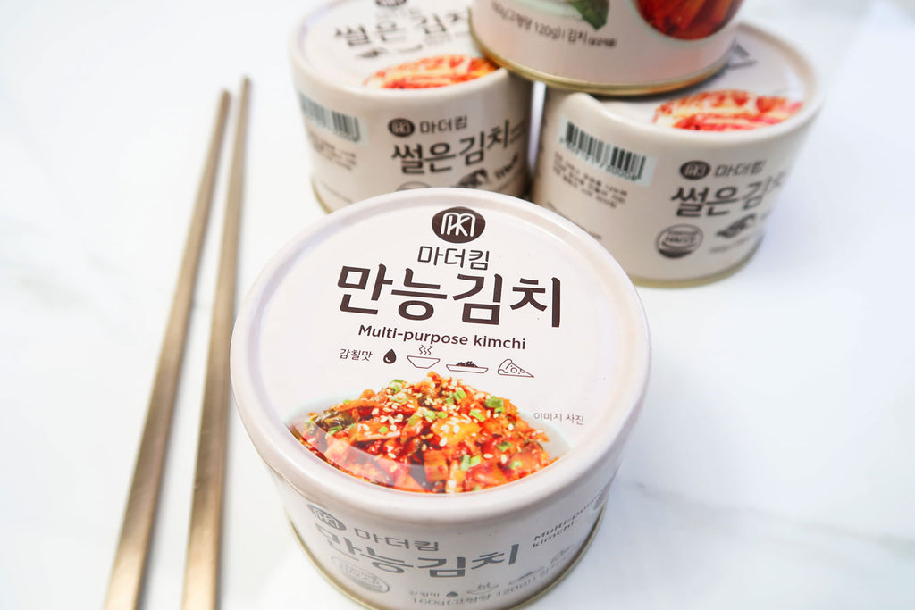 [Mother Kim] Multipurpose Kimchi (3 varieties)
