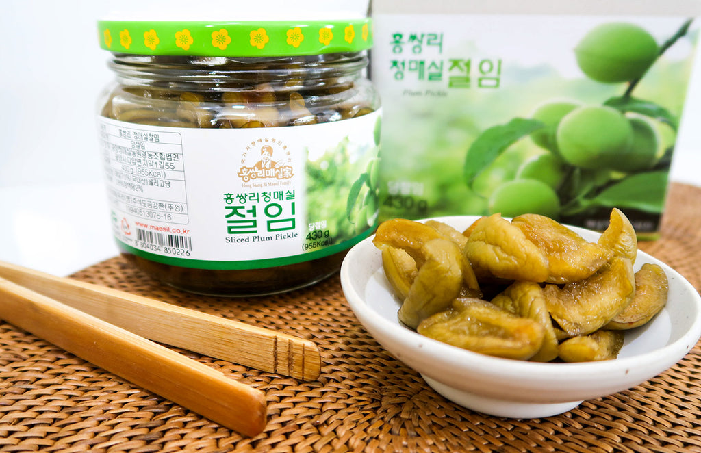 [Hong Ssang Ri] Maesil Pickled Plums