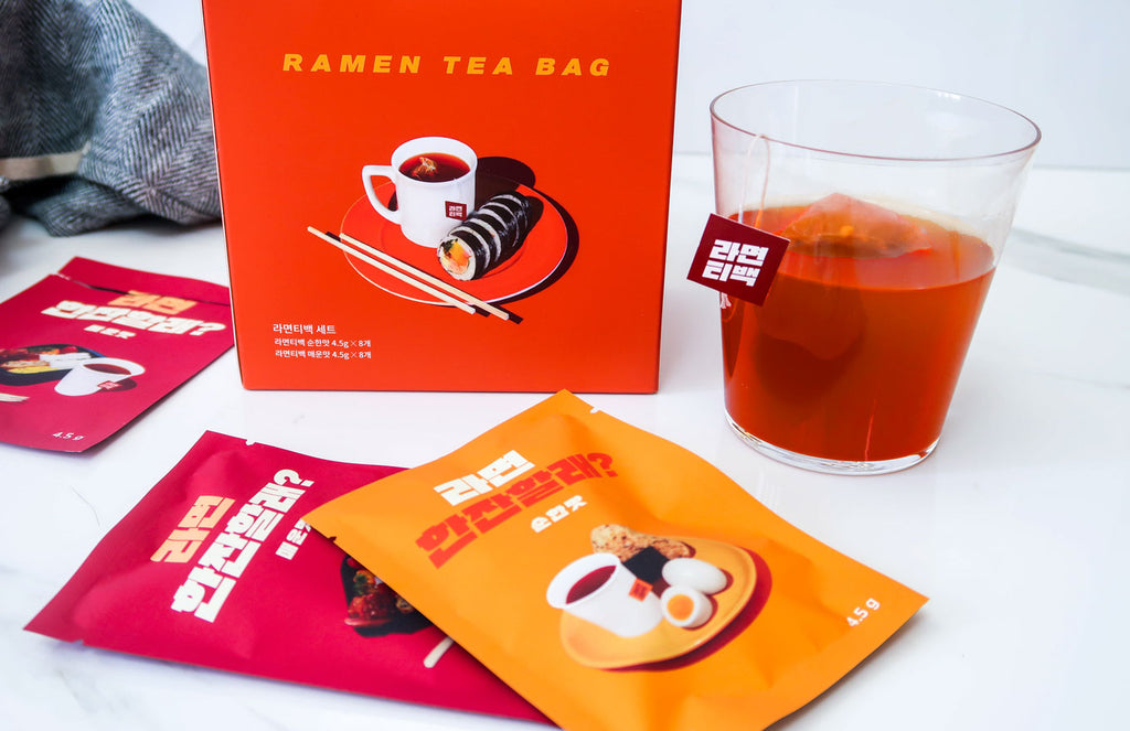 [Palhi] Ramen Tea Bag