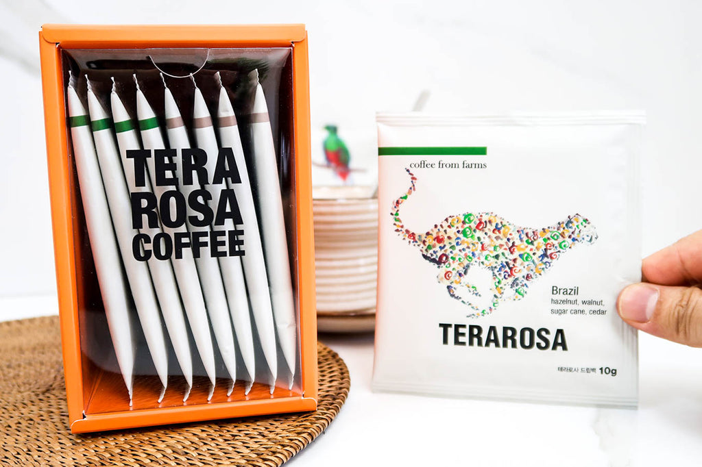 [Terarosa Coffee] Drip Bag Coffee
