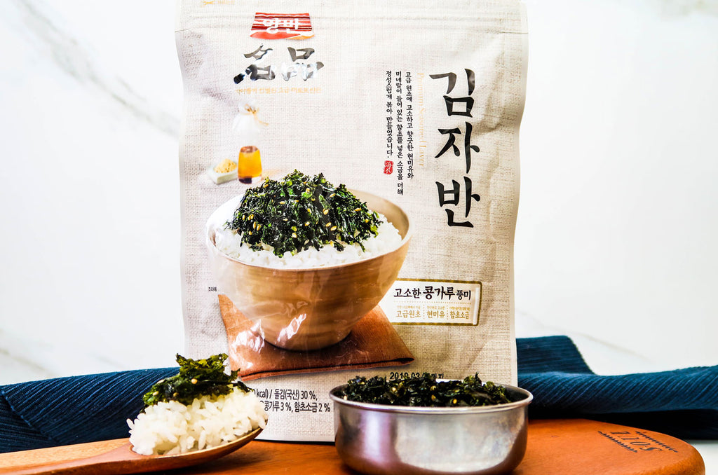 Yangban Seasoned Seaweed Flakes
