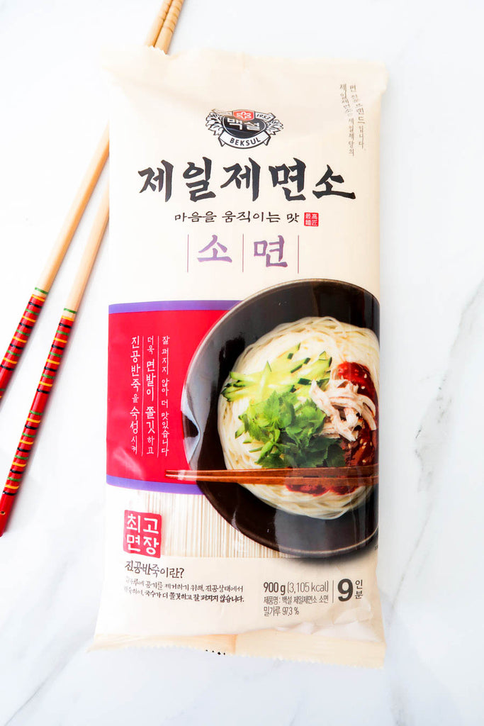 [Beksul] Somyeon Noodles (900 grams)