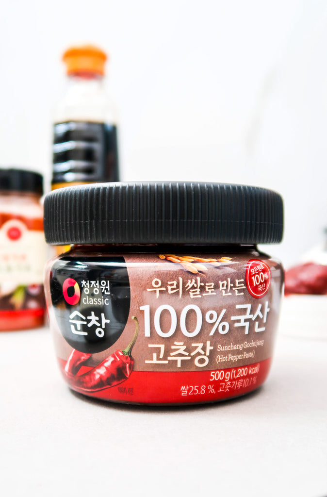 [Chung Jung One] 100% Korean Chili Pepper Gochujang