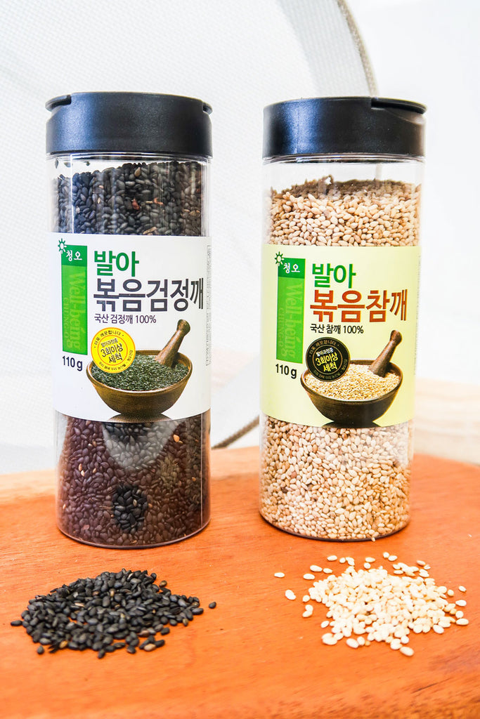 [Chung-O] Korea-grown Sesame Seeds