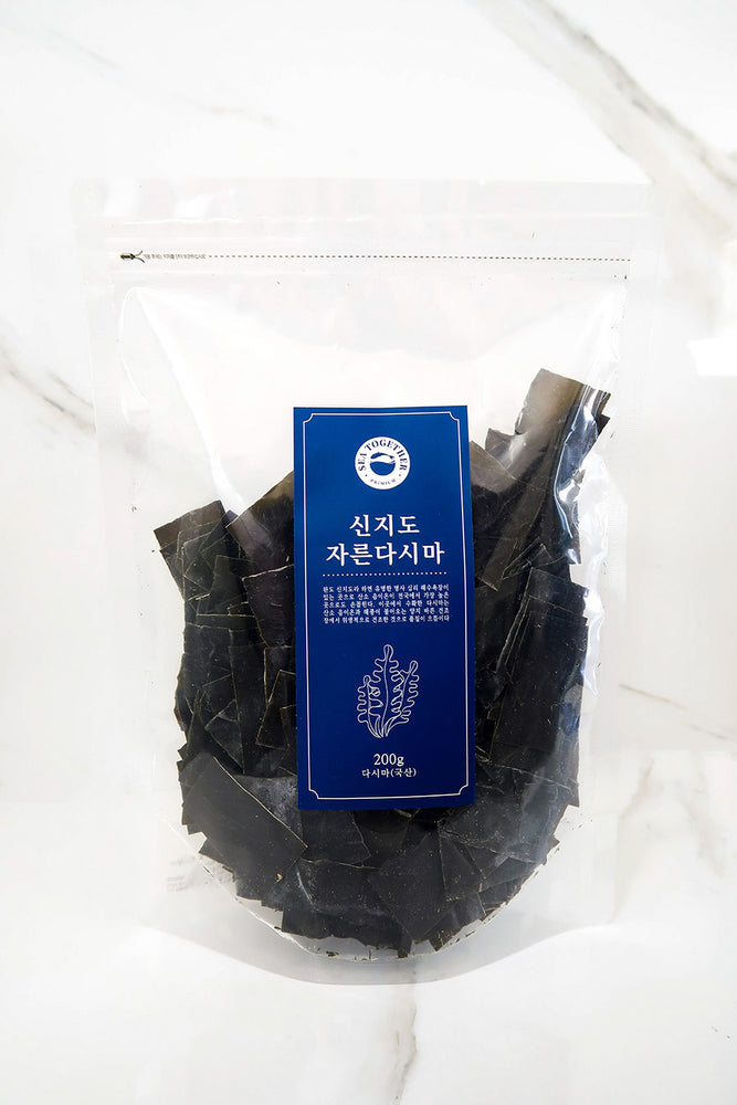 [Sea Together] Dried Dashima Pieces (For Broth)