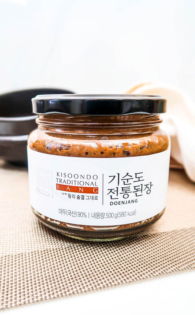 [Kisoondo] Traditional Doenjang