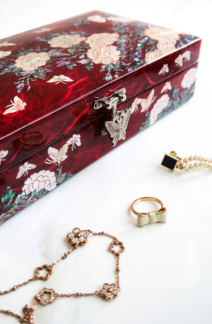 [Drida] Traditional Korean Jewelry Box