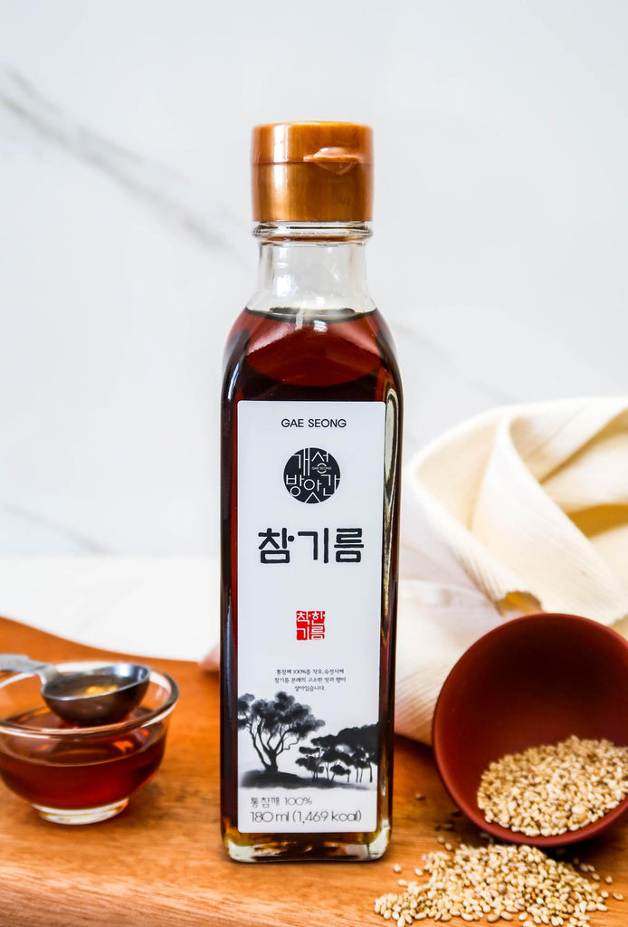 [Gae Seong] Toasted Sesame Oil