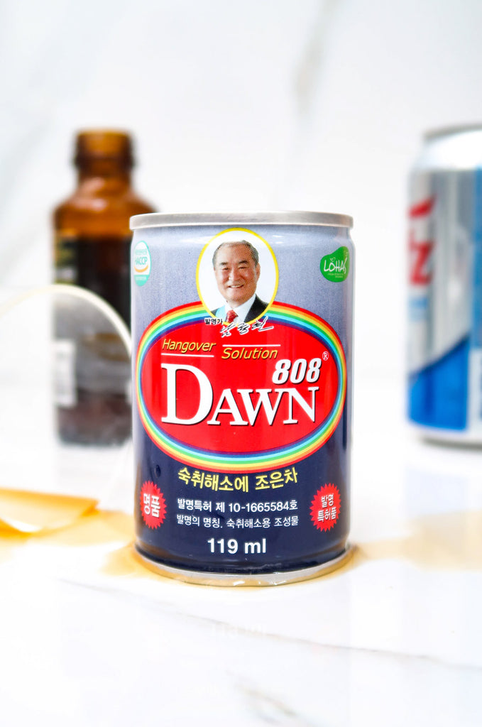 [Dawn 808] Hangover Drink Solution