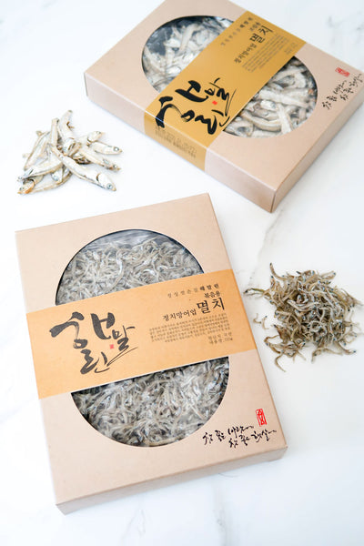 [Hae Marlin] Premium Dried Anchovy (4 Varieties)