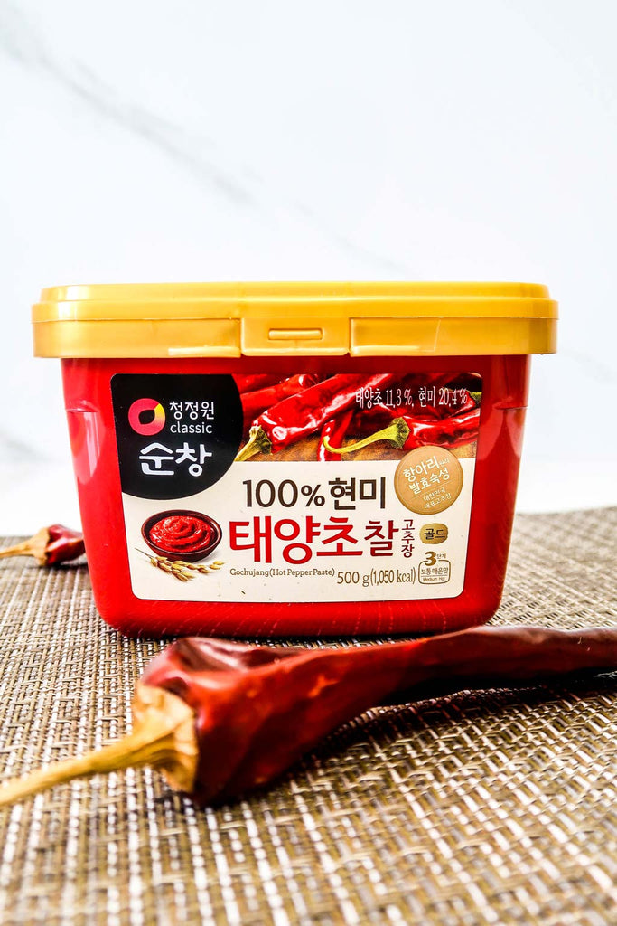[Chung Jung One] 100% Brown Rice Gochujang (Gold)