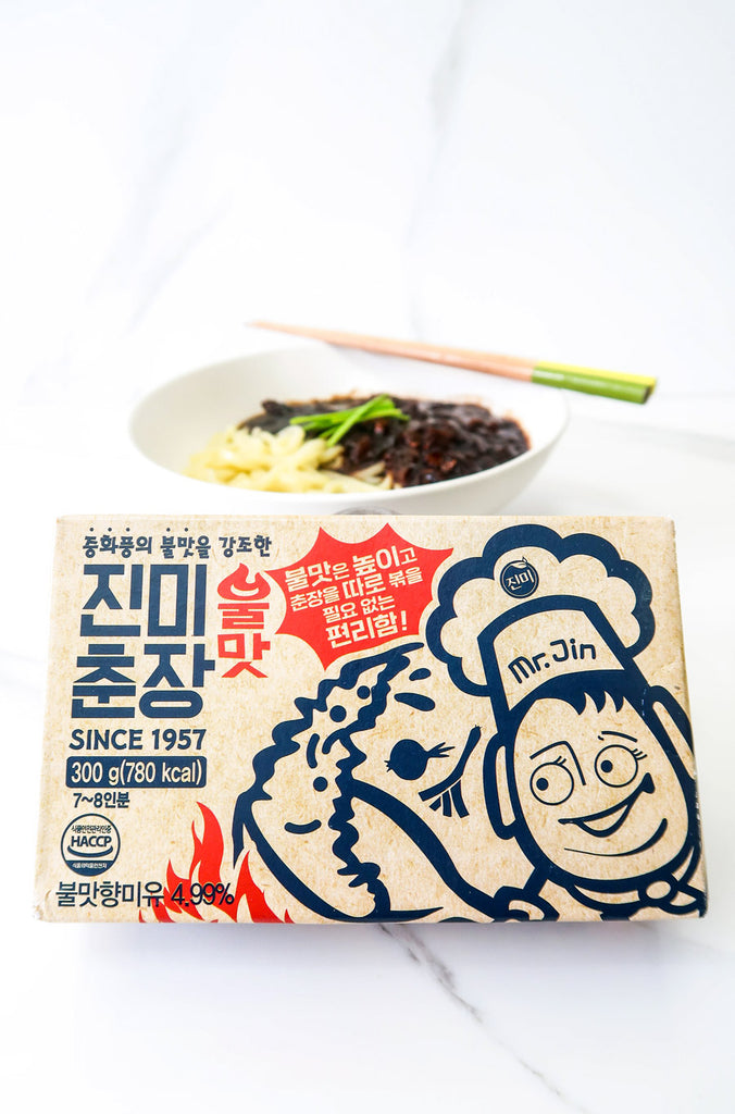 [Jinmi] Jajangmyeon Chunjang Paste