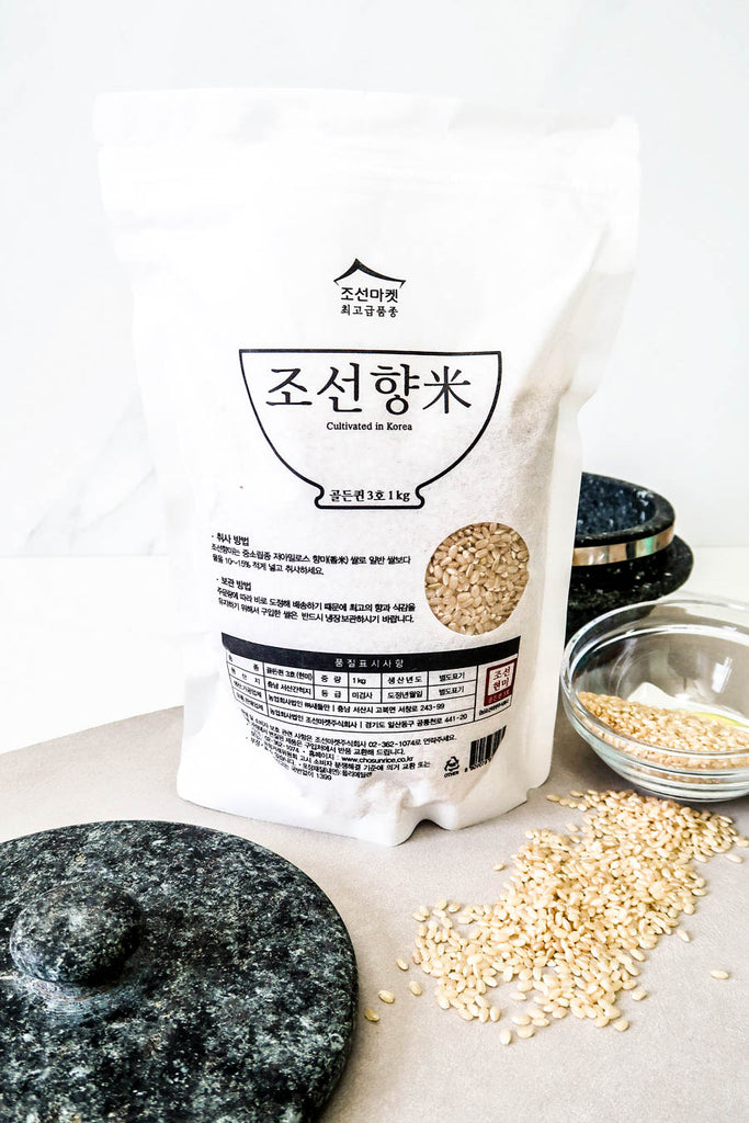 [Chosun Market] Golden Queen No. 3 Brown Rice