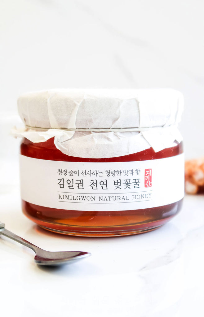 [Kimilgwon] Natural Cherry Blossom Honey