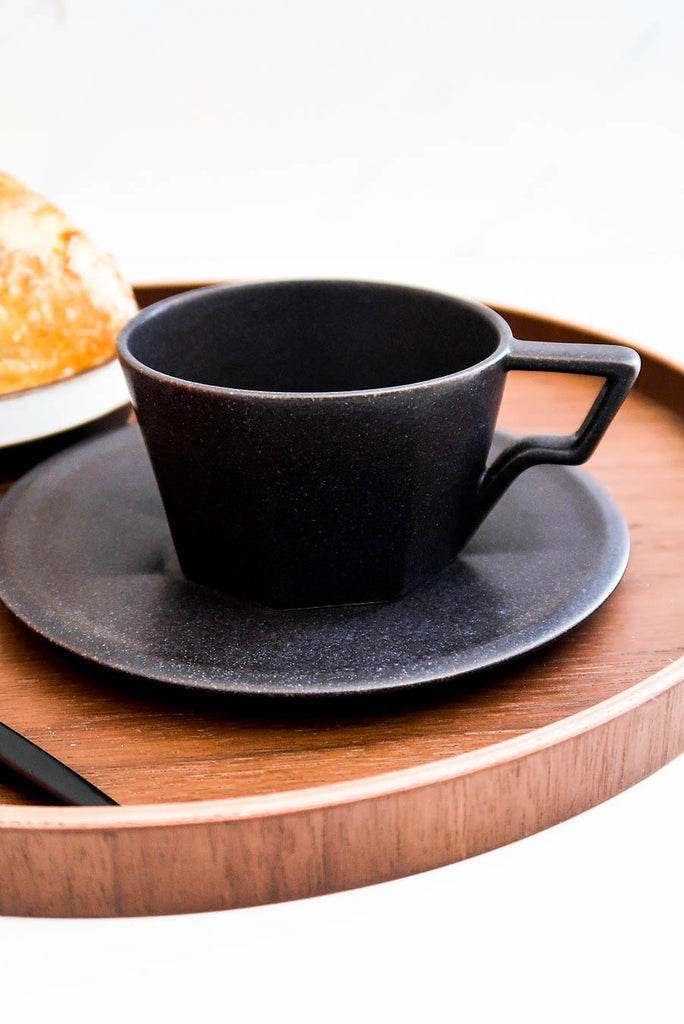 [Kinto] Cafe Cup & Coaster (2 Varieties)