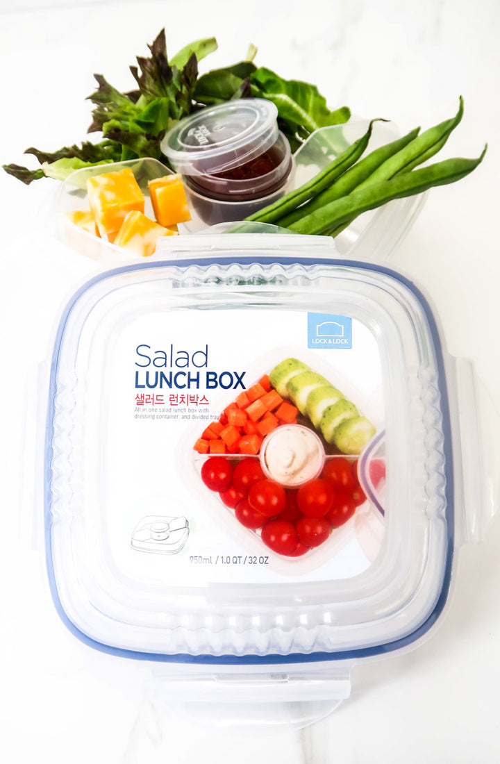 [Lock & Lock] Salad Dosirak Lunch Box