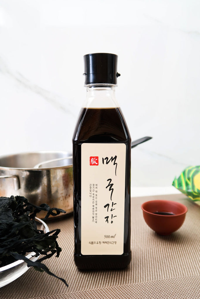 [Mac] Artisan Soup Soy Sauce - No Wheat (500ml)