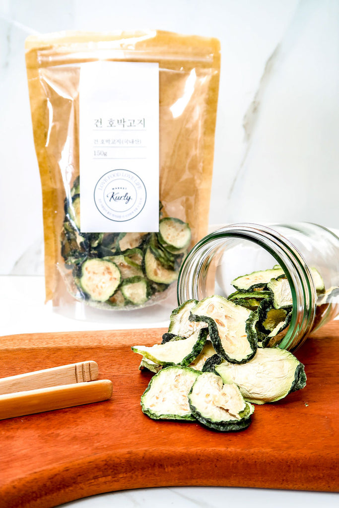 [Market Kurly] Dried Zucchini Rounds (Namul)