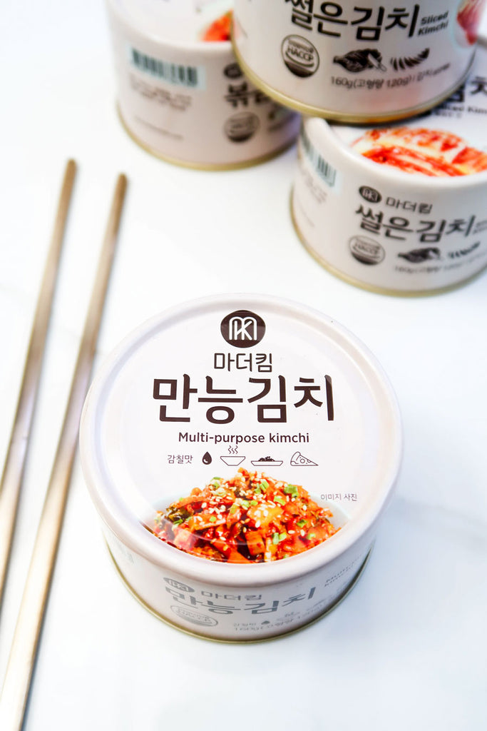 [Mother Kim] Multi-Purpose Kimchi (3 varieties)