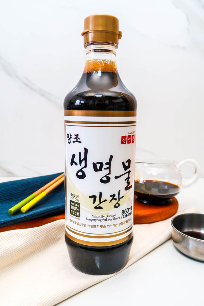 [Shinangchon] Korean Soy Sauce (860 ml)