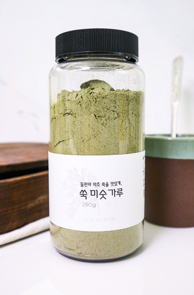 [Bangyudang] Green Misugaru Powder