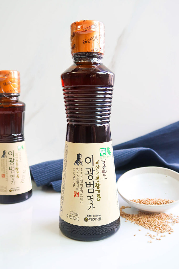 [Taeseong Foods] Toasted Sesame Oil