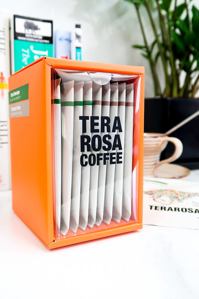 [Terarosa Coffee] Coffee Drip Bag Sampler