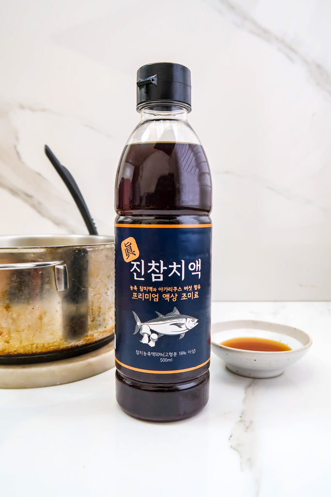 [Seolim Foods] Tuna Fish Sauce