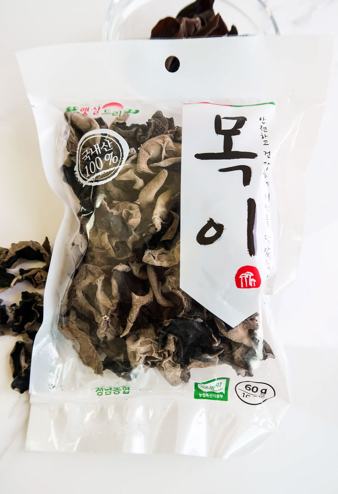 [Land Farm] 100% Korea-Grown Wood Ear Mushroom