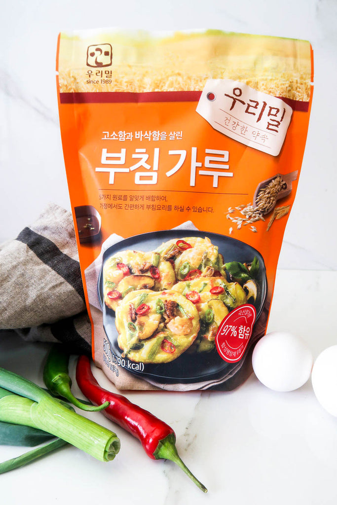 [Woori Mil] Korean Pancake Mix