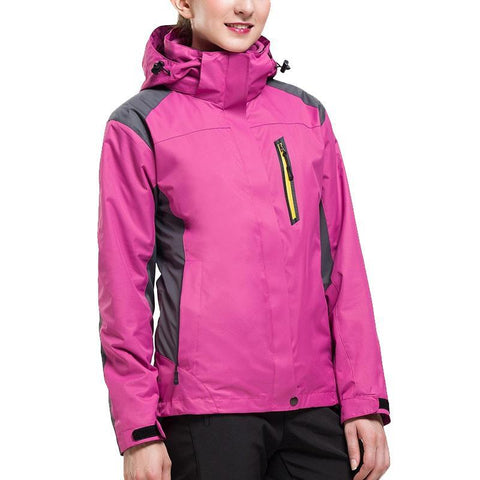 Hooded Hiking Windproof Jacket