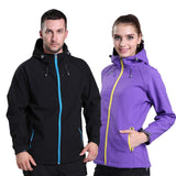Windproof Inner Fleeces Hiking Jacket