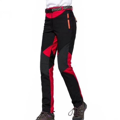 Outdoor Patchwork Hiking Pants