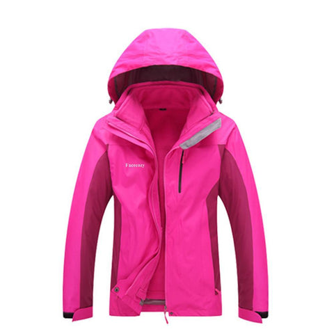 Waterproof Softshell Hiking Jacket