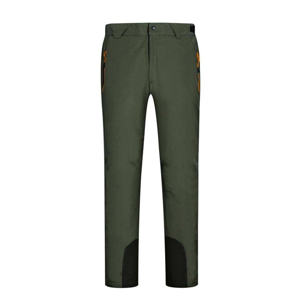 Inner Fleece Removable Camping Trousers