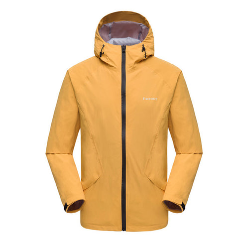 Windproof Thin Hooded Jacket