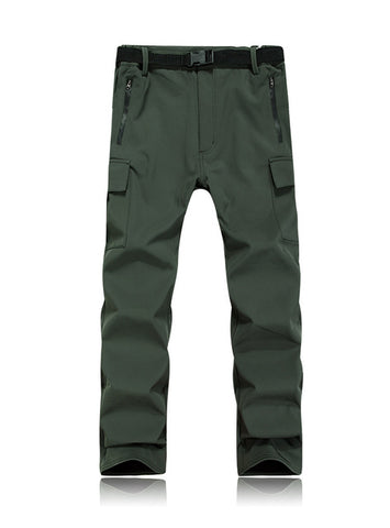 Windproof Climbing Softshell Pants