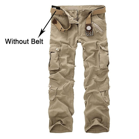 Military Tactical Camouflage Trousers