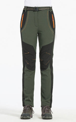 Winter Outdoor Softshell Pants