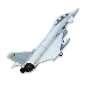 90mm EDF Typhoon RC Airplane EDF Euro-fighter EPO RC Fixed Wing Airplane PNP/ARF/KIT Wingspan 37.8in