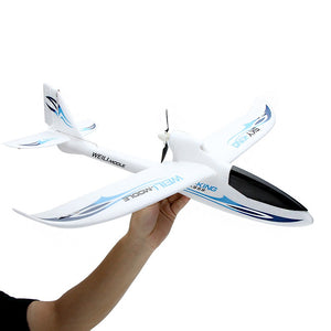 Wltoys F959 Sky King 3CH RC Airplane Push-speed glider Fixed Wing Plane RTF VS WLtoys F929 F939 F949