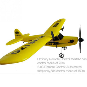 EPP material/rc glider / radio control airplane/model airplane Sea gull RTF 2CH HL803 rc airplane